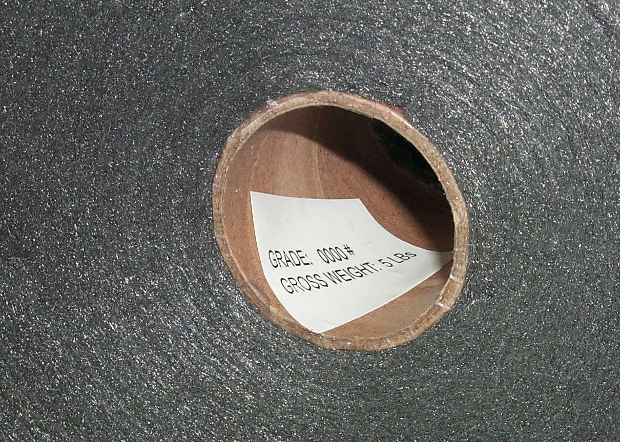 Fine 5lb Steel Wool Reel  # 1//0