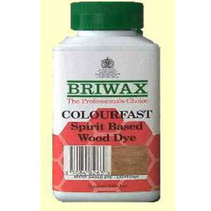 Briwax Spirit Based Dyes